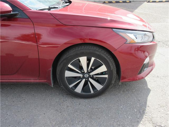 2019 Nissan Altima 2.5 SV (Stk: 8130) in Okotoks - Image 19 of 22