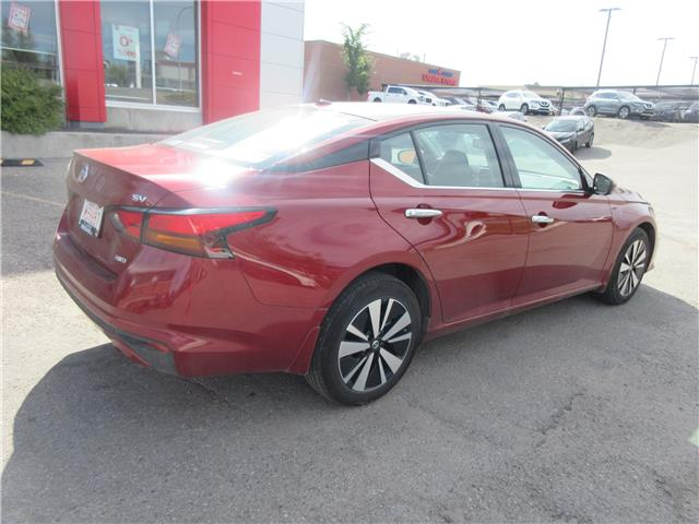 2019 Nissan Altima 2.5 SV (Stk: 8130) in Okotoks - Image 20 of 22