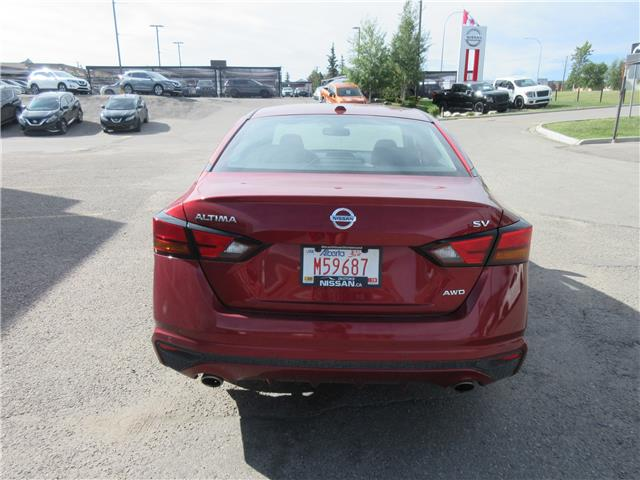 2019 Nissan Altima 2.5 SV (Stk: 8130) in Okotoks - Image 21 of 22