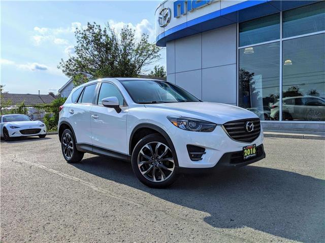 2016 Mazda CX-5 GT (Stk: K7863A) in Peterborough - Image 1 of 24