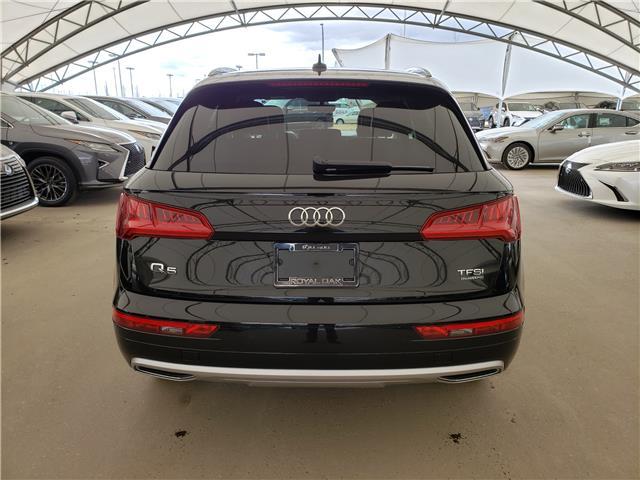 2018 Audi Q5 2.0T Komfort (Stk: LU0269) in Calgary - Image 6 of 22