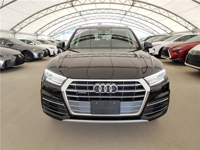 2018 Audi Q5 2.0T Komfort (Stk: LU0269) in Calgary - Image 9 of 22