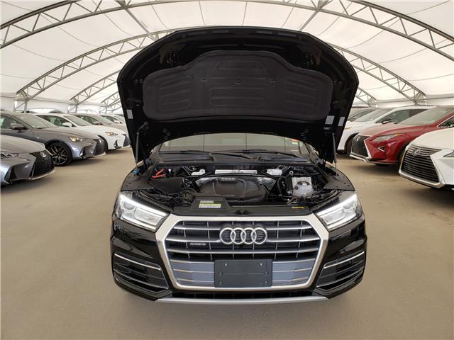 2018 Audi Q5 2.0T Komfort (Stk: LU0269) in Calgary - Image 10 of 22