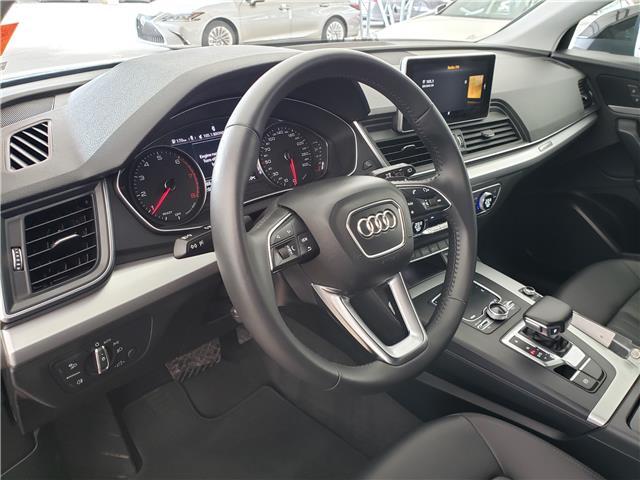 2018 Audi Q5 2.0T Komfort (Stk: LU0269) in Calgary - Image 17 of 22