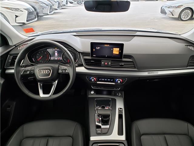 2018 Audi Q5 2.0T Komfort (Stk: LU0269) in Calgary - Image 2 of 23