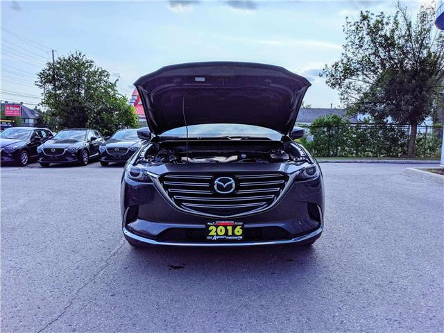 2016 Mazda CX-9 GT (Stk: 1585) in Peterborough - Image 23 of 26