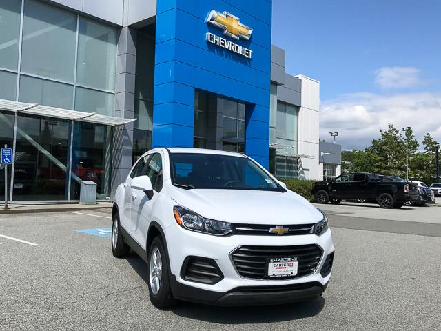 2019 Chevrolet Trax LS (Stk: 9TX54810) in North Vancouver - Image 2 of 13