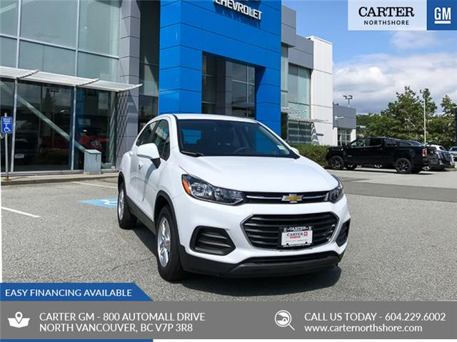 2019 Chevrolet Trax LS (Stk: 9TX54810) in North Vancouver - Image 1 of 13