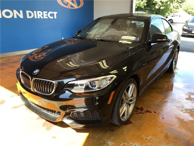 2016 BMW 228i xDrive (Stk: 16-599857) in Lower Sackville - Image 1 of 18
