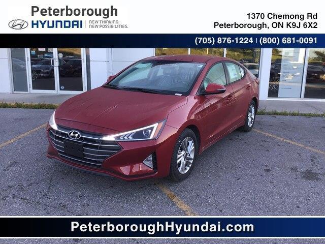 2020 Hyundai Elantra Preferred (Stk: H12167) in Peterborough - Image 1 of 15