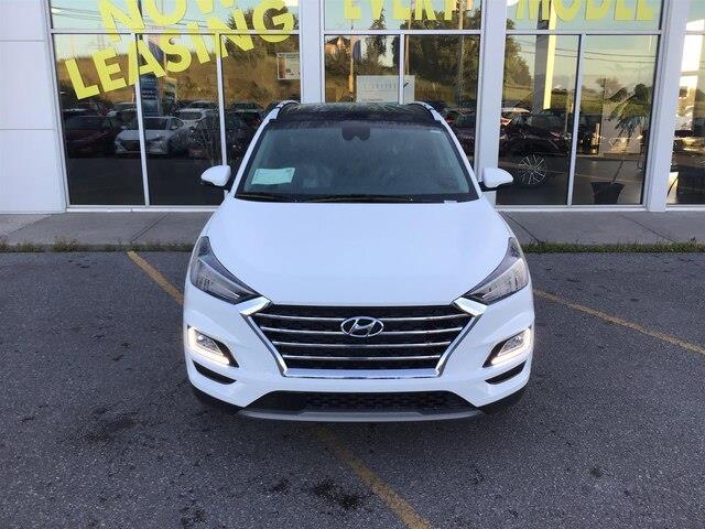 2019 Hyundai Tucson Ultimate (Stk: H12216) in Peterborough - Image 4 of 16