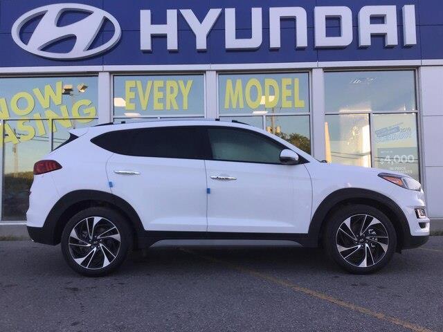 2019 Hyundai Tucson Ultimate (Stk: H12216) in Peterborough - Image 7 of 16