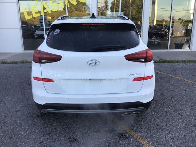 2019 Hyundai Tucson Ultimate (Stk: H12216) in Peterborough - Image 8 of 16
