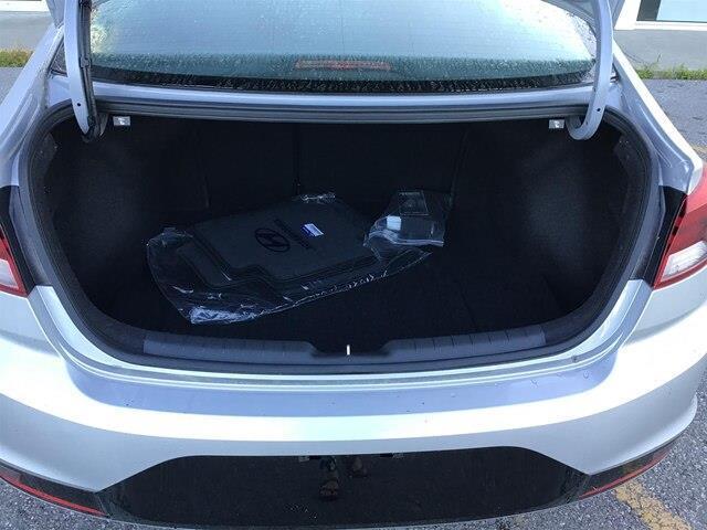 2020 Hyundai Elantra Preferred (Stk: H12243) in Peterborough - Image 11 of 19