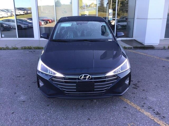 2020 Hyundai Elantra Preferred w/Sun & Safety Package (Stk: H12251) in Peterborough - Image 4 of 12