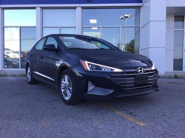 2020 Hyundai Elantra Preferred w/Sun & Safety Package (Stk: H12251) in Peterborough - Image 7 of 12