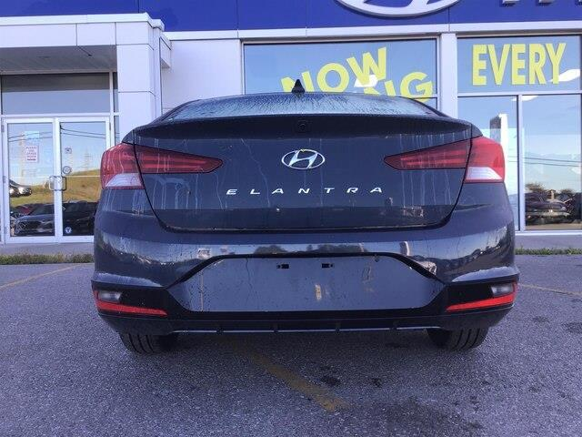 2020 Hyundai Elantra Preferred w/Sun & Safety Package (Stk: H12251) in Peterborough - Image 9 of 12