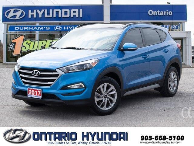 2017 Hyundai Tucson  (Stk: 84189K) in Whitby - Image 1 of 20
