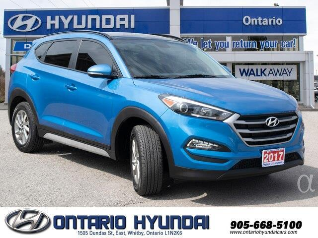 2017 Hyundai Tucson  (Stk: 84189K) in Whitby - Image 9 of 20