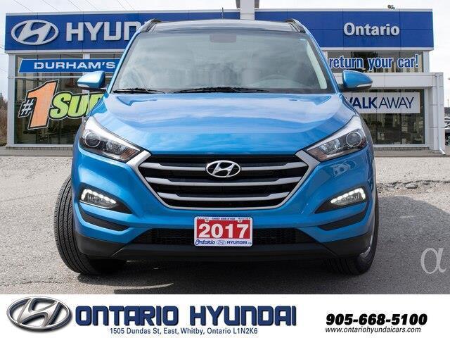 2017 Hyundai Tucson  (Stk: 84189K) in Whitby - Image 16 of 20