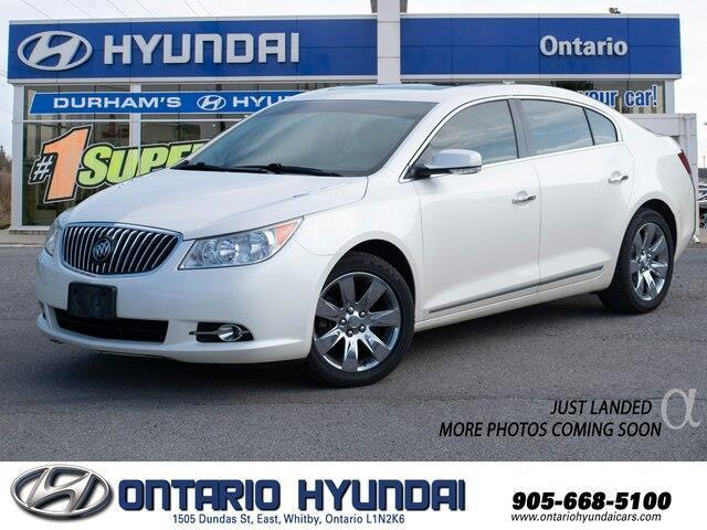2013 Buick LaCrosse eAssist Luxury Group (Stk: 59701K) in Whitby - Image 1 of 1