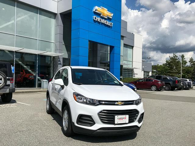 2019 Chevrolet Trax LS (Stk: 9TX85330) in North Vancouver - Image 2 of 13