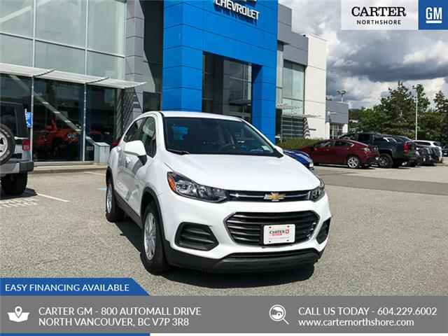 2019 Chevrolet Trax LS (Stk: 9TX85330) in North Vancouver - Image 1 of 13