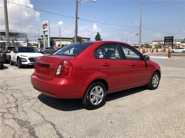 2011 Hyundai Accent GL SE (Stk: 28955A) in Scarborough - Image 5 of 16