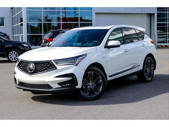 2020 Acura RDX A-Spec (Stk: 18828) in Ottawa - Image 1 of 30