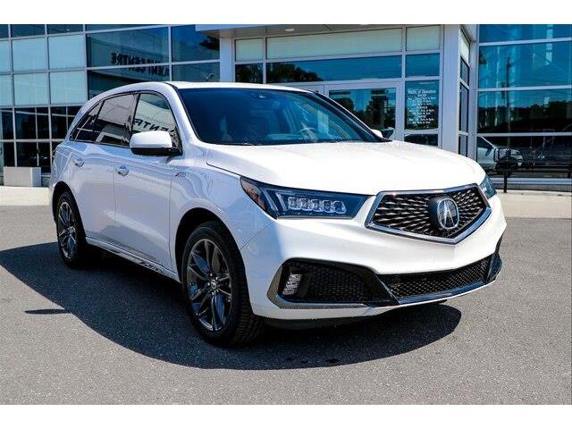2020 Acura MDX A-Spec (Stk: 18829) in Ottawa - Image 7 of 30