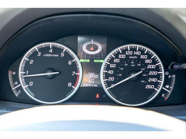 2018 Acura RDX Tech (Stk: P18606) in Ottawa - Image 12 of 22