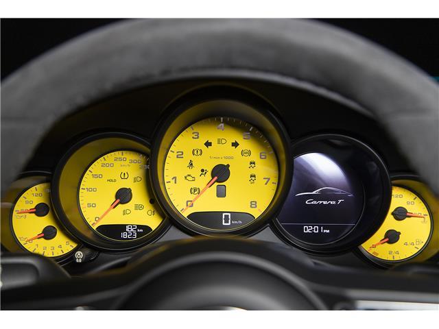 2018 Porsche 911 Carrera T (Stk: JH002) in Woodbridge - Image 14 of 21