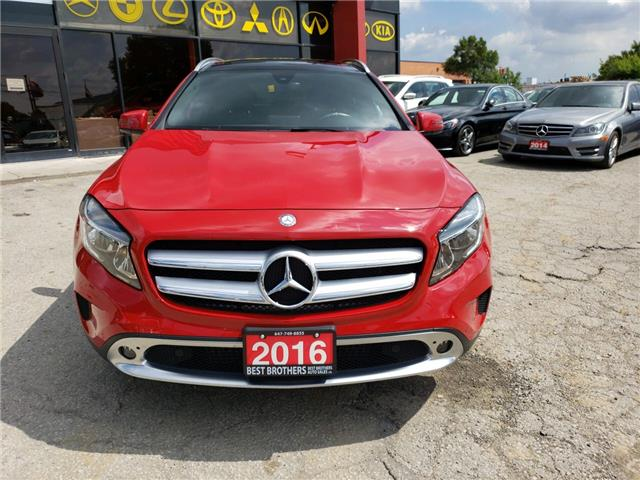 2016 Mercedes-Benz GLA-Class Base (Stk: 223127) in Toronto - Image 8 of 16