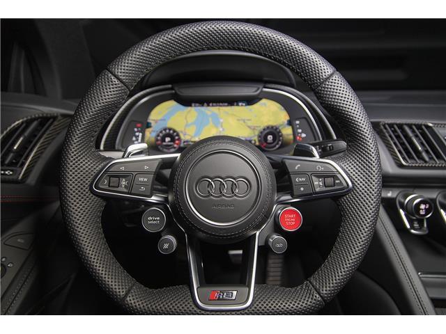 2017 Audi R8 5.2 V10 plus (Stk: MU2161) in Woodbridge - Image 15 of 18