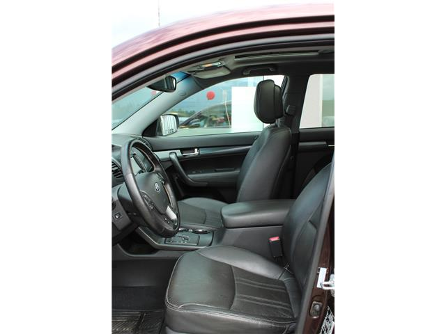 2012 Kia Sorento SX V6 (Stk: P0172) in Nanaimo - Image 8 of 9
