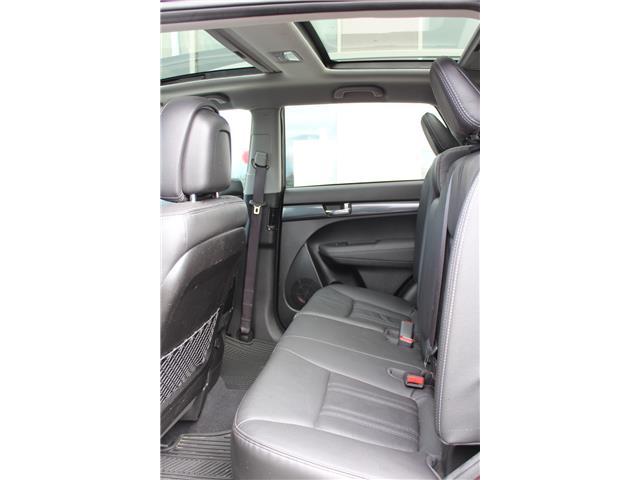 2012 Kia Sorento SX V6 (Stk: P0172) in Nanaimo - Image 9 of 9