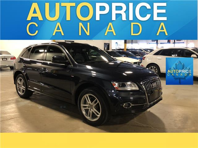 2016 Audi Q5 2.0T Progressiv (Stk: W0567) in Mississauga - Image 1 of 26