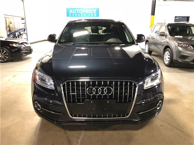 2016 Audi Q5 2.0T Progressiv (Stk: W0567) in Mississauga - Image 2 of 26