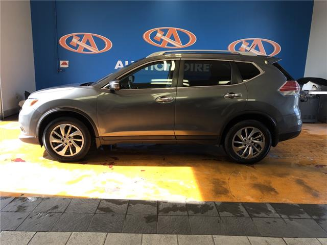 2015 Nissan Rogue SL (Stk: 15-793425) in Lower Sackville - Image 2 of 15