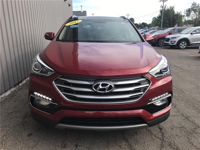 2017 Hyundai Santa Fe Sport  (Stk: U3500) in Charlottetown - Image 2 of 20