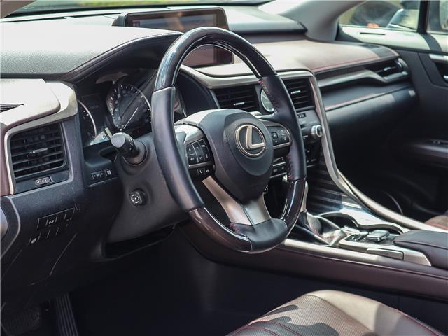 2016 Lexus RX 350  (Stk: 12409G) in Richmond Hill - Image 8 of 25