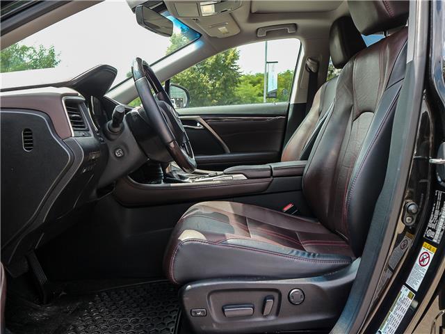 2016 Lexus RX 350  (Stk: 12409G) in Richmond Hill - Image 9 of 25