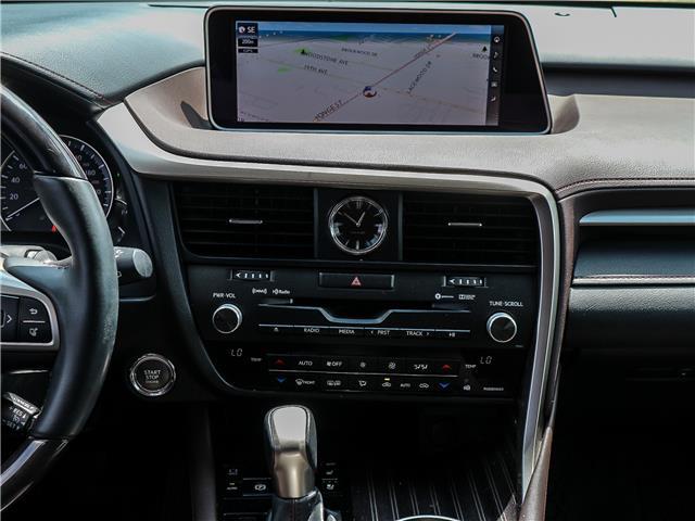 2016 Lexus RX 350  (Stk: 12409G) in Richmond Hill - Image 12 of 25