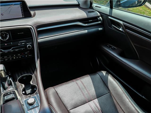 2016 Lexus RX 350  (Stk: 12409G) in Richmond Hill - Image 14 of 25