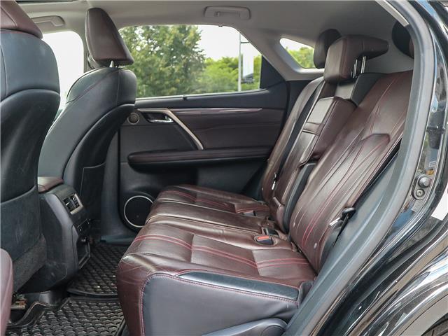 2016 Lexus RX 350  (Stk: 12409G) in Richmond Hill - Image 17 of 25