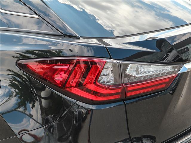 2016 Lexus RX 350  (Stk: 12409G) in Richmond Hill - Image 20 of 25