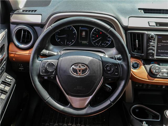 2016 Toyota RAV4  (Stk: 12369G) in Richmond Hill - Image 10 of 25