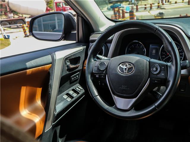2016 Toyota RAV4  (Stk: 12369G) in Richmond Hill - Image 11 of 25