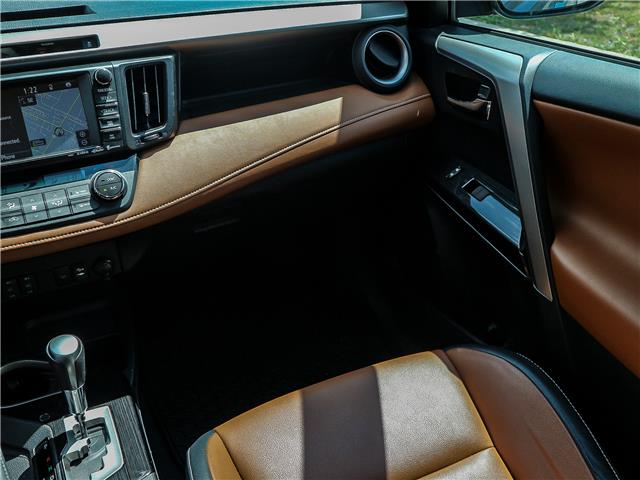 2016 Toyota RAV4  (Stk: 12369G) in Richmond Hill - Image 14 of 25
