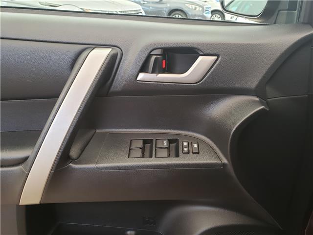 2013 Toyota Highlander V6 (Stk: L20022A) in Calgary - Image 22 of 23